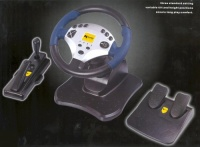 SURTEP Steering Wheel  PS2/PC
