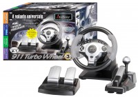 911 Turbo Wheel Universal (Game Cube, PS2, PS, B-360, PC)
